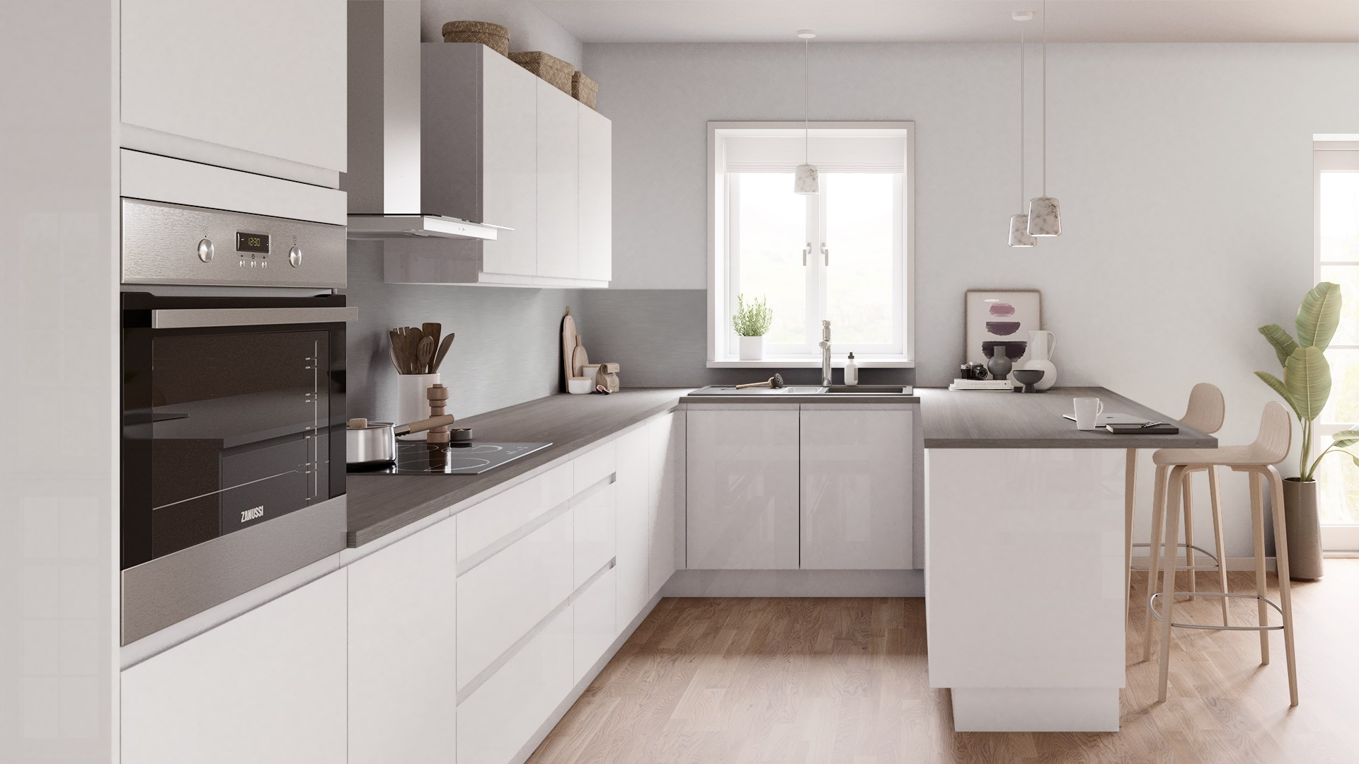 Ready To Fit Kitchens Assembled Kitchens Wickes